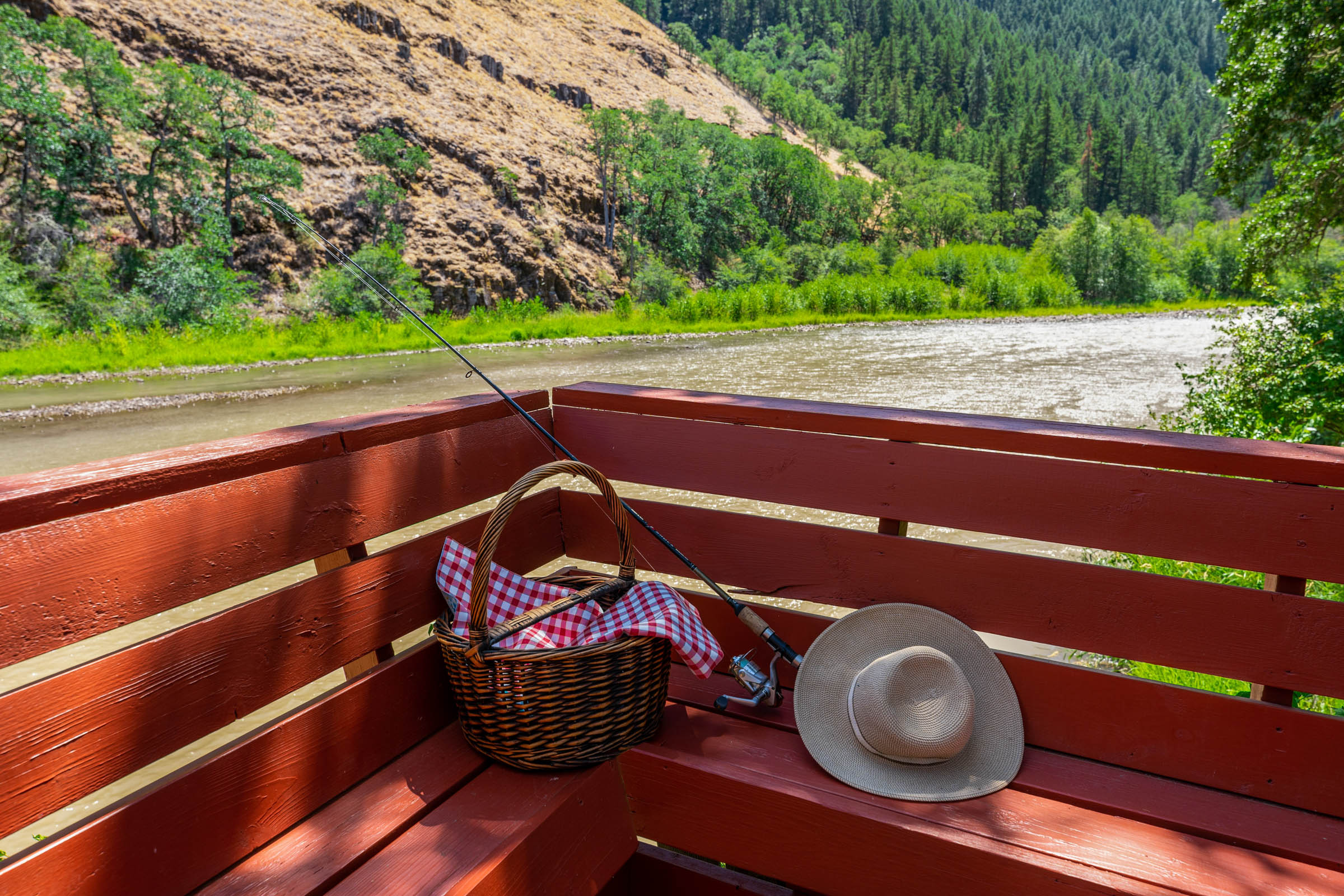 Enjoy Local Attractions and Rustic Relaxation